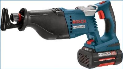Bosch 1651K 36-Volt Cordless Reciprocating Saw Kit